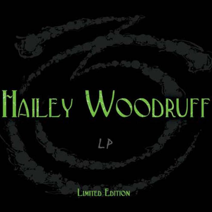 Hailey Woodruff LP cover art