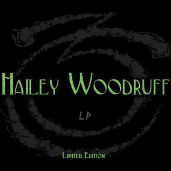 Hailey Woodruff LP cover art