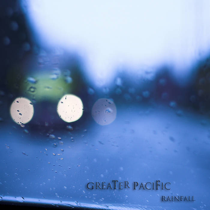 Rainfall EP cover art