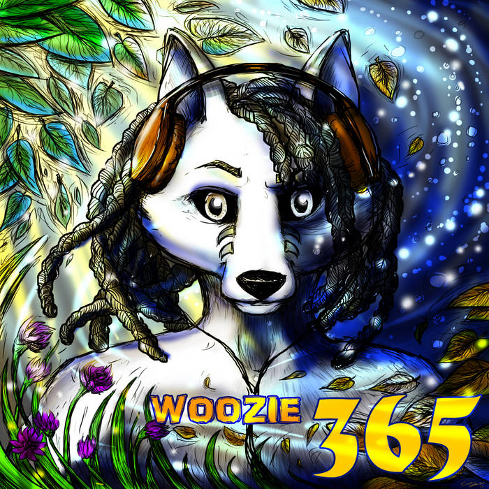 Woozie 365 cover art