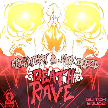 DEATHRAVE EP cover art