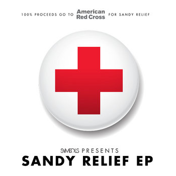 Sandy Relief EP cover art