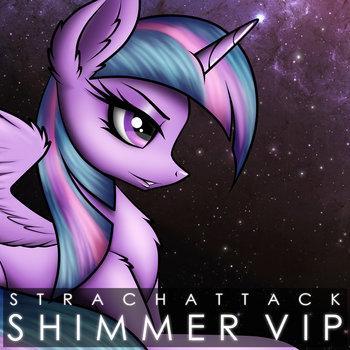 Shimmer VIP cover art
