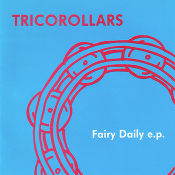 Fairy Daily e.p. cover art