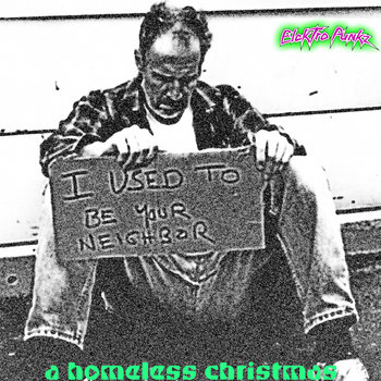 A Homeless Christmas cover art