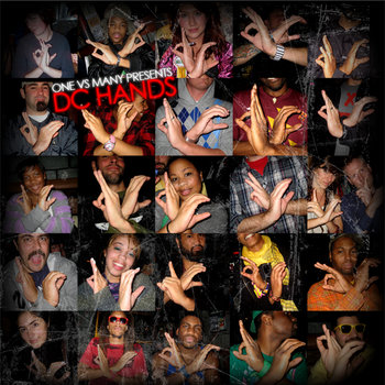 DC HANDS cover art