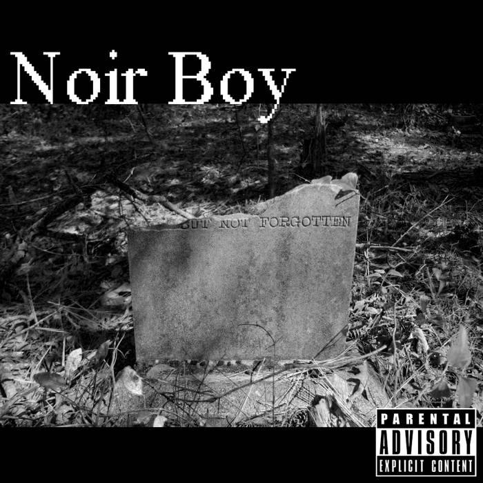 Exhibit A (Noir Boy Cover) cover art