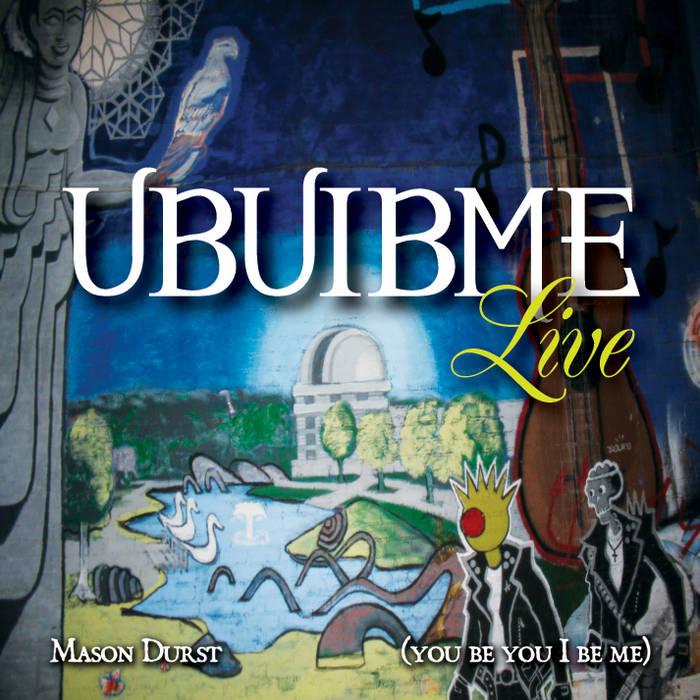 UBUIBME LIVE cover art