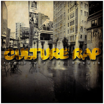 Culture Rap cover art