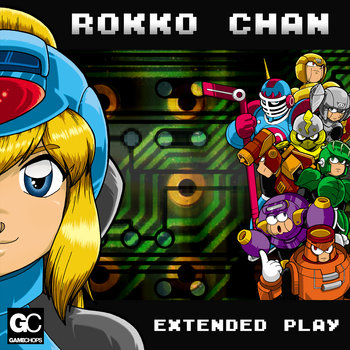 Rokko Chan: Extended Play cover art