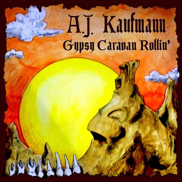 Gypsy Caravan Rollin' cover art