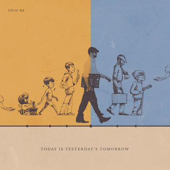 Today Is Yesterday's Tomorrow cover art
