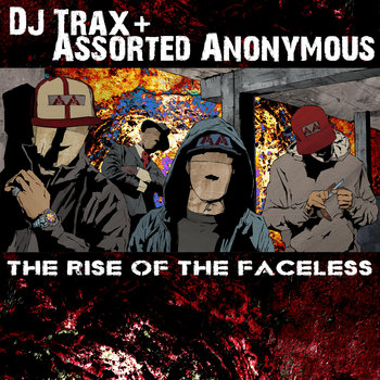 The Rise Of The Faceless cover art
