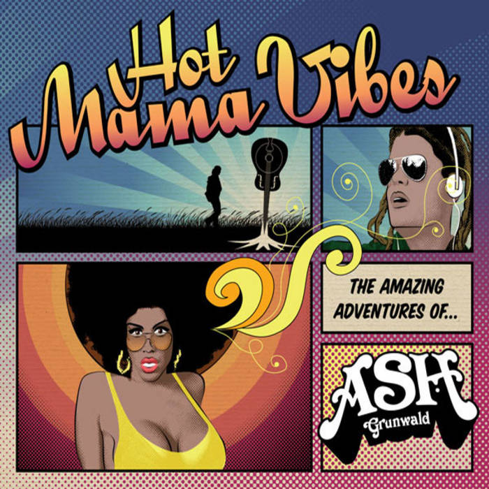 Hot Mama Vibes cover art
