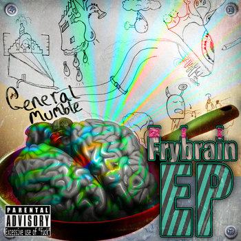 Frybrain EP cover art