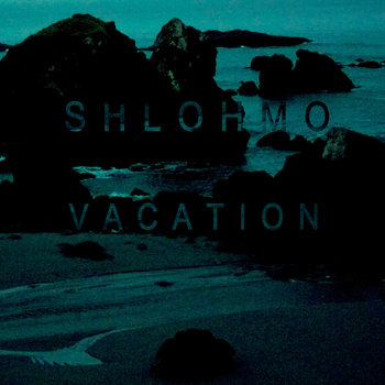 Vacation EP cover art