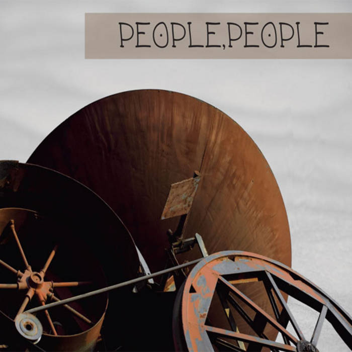 People, People cover art