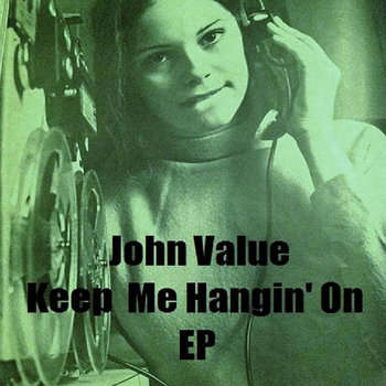 Keep Me Hangin' On (EP) cover art