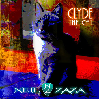 Clyde the Cat cover art