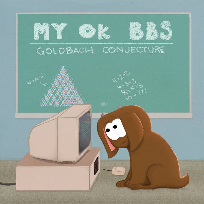 Goldbach Conjecture cover art