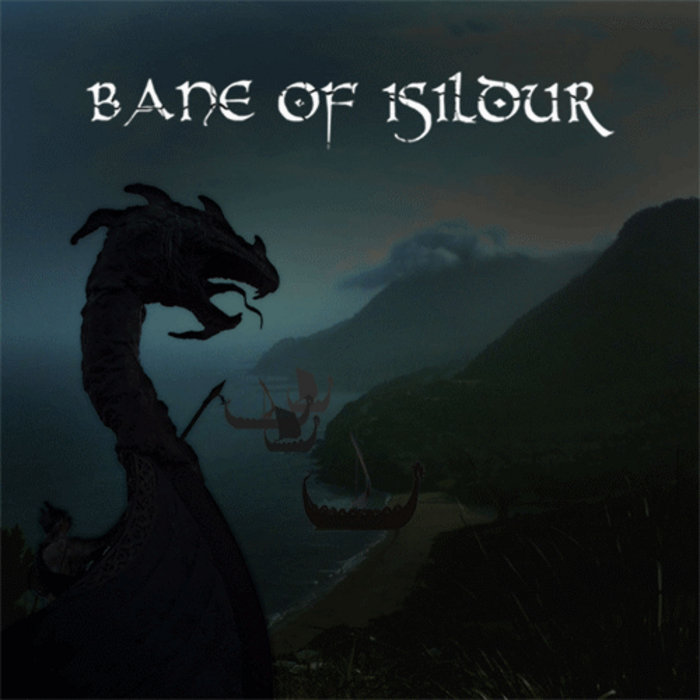 Bane of Isildur EP cover art