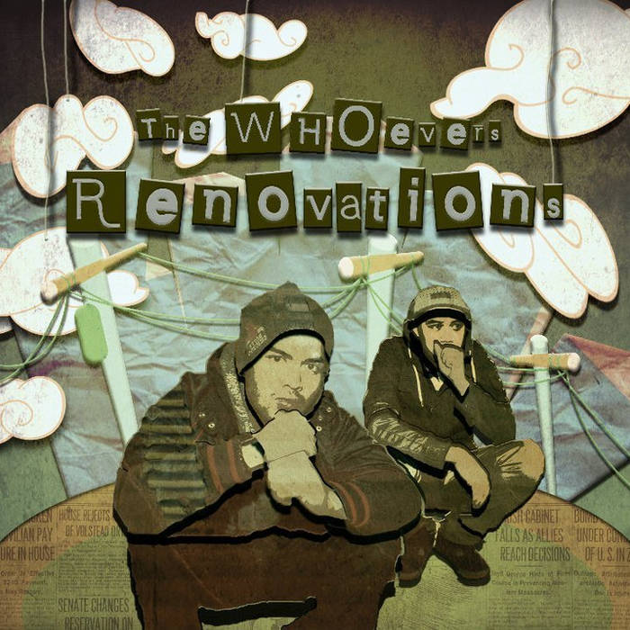 Renovations cover art