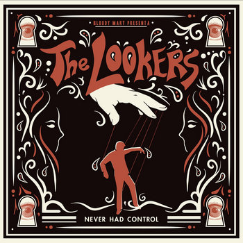 Never had control cover art
