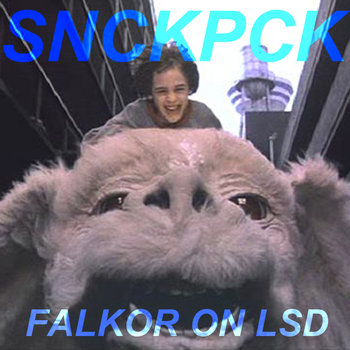 FALKOR ON LSD cover art