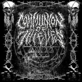 Communion of Thieves / Biocidio Split cover art