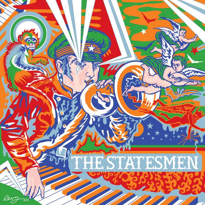 The Statesmen cover art