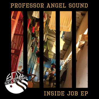 Inside Job EP cover art