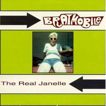 The Real Janelle cover art