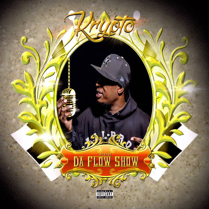 Krypto Aka Da FlowShow (ALBUM) cover art
