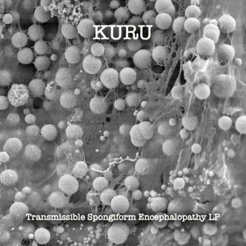 """Transmissible Spongiform Encephalopathy"" LP - Kuru cover art"