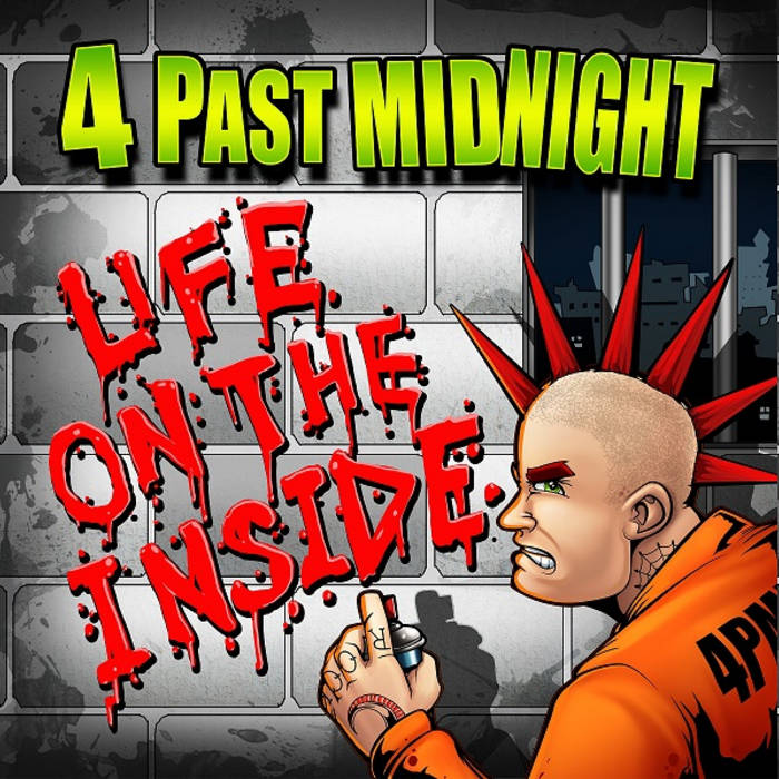 Life On The Inside cover art
