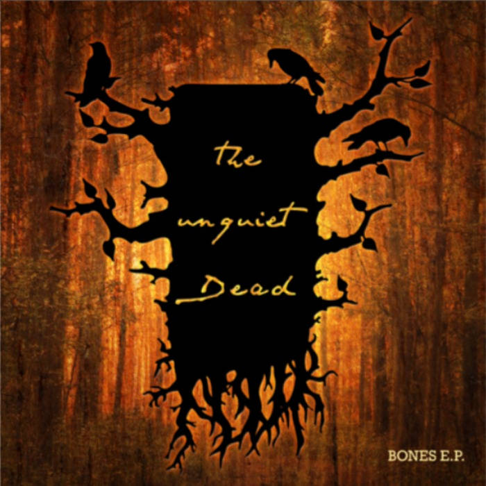 BONES EP cover art