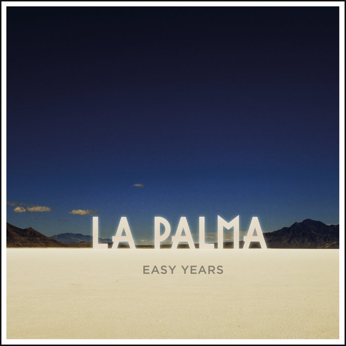 EASY YEARS Album cover art