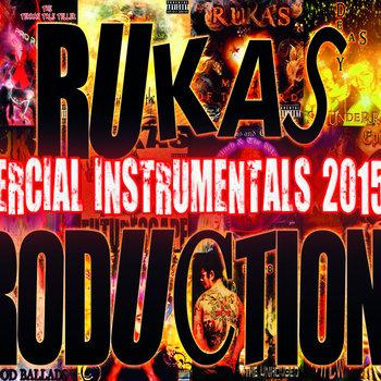 RUKAS INSTRUMENTALS COMMERCIAL 2015 VOL 1 cover art