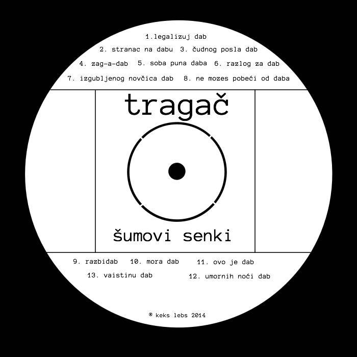 tragach - shumovi senki cover art