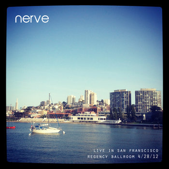 Live in San Francisco, 4/28/12 cover art