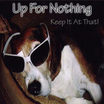 Keep It At That! cover art