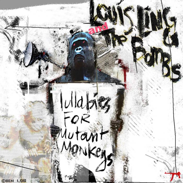 Lullabies for Mutant Monkeys cover art