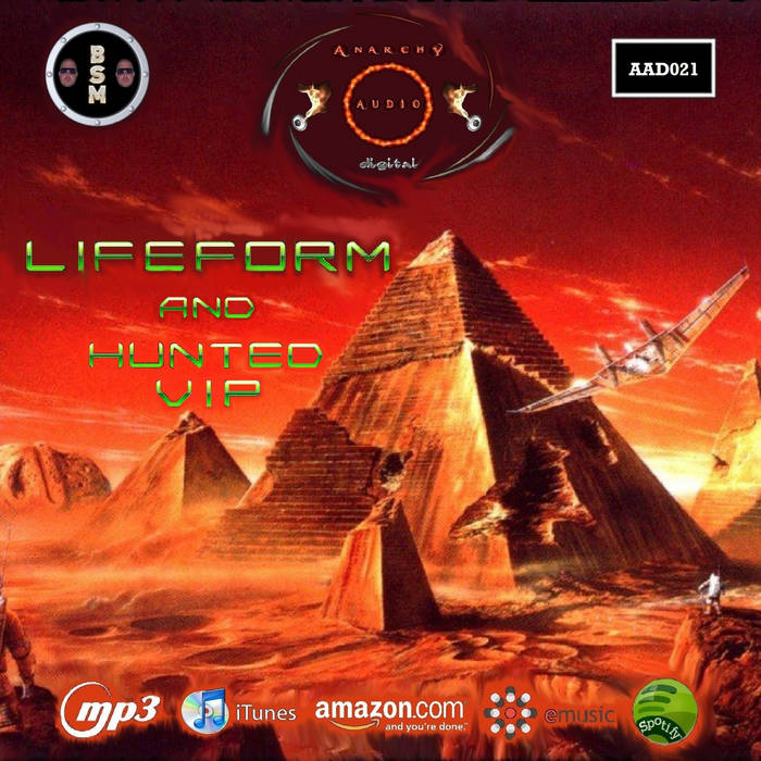 Lifeform (Lightya Remix) cover art