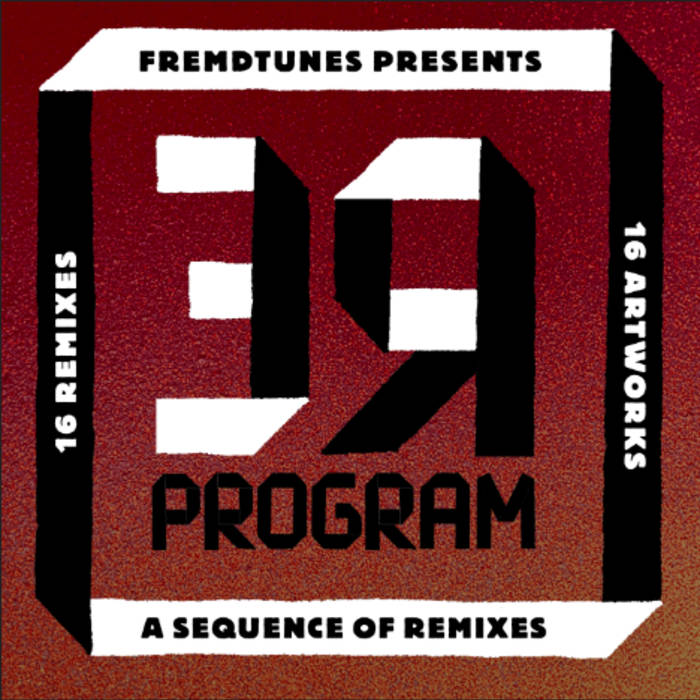 Reprogram - a sequence of remixes cover art
