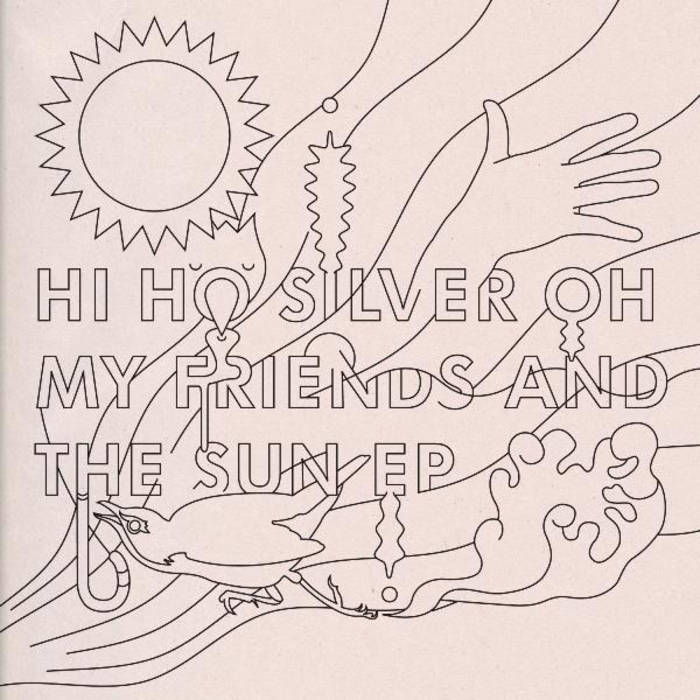 My Friends and the Sun cover art