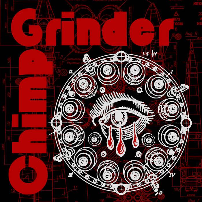 """Chimpgrinder & Miscegenator 7"""" cover art"""