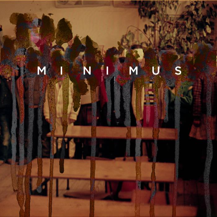 MINIMUS EP cover art