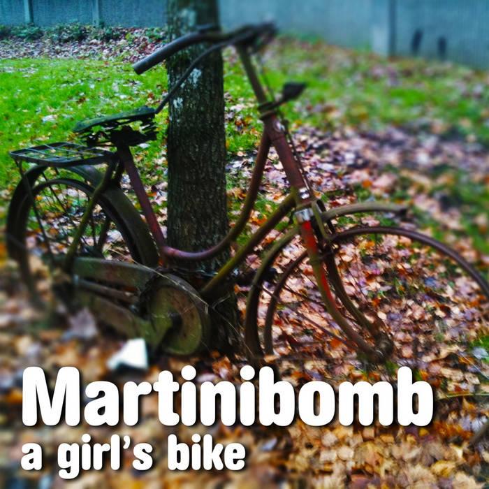 A Girl's Bike cover art