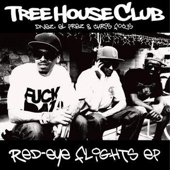 Red- Eye Flights EP cover art