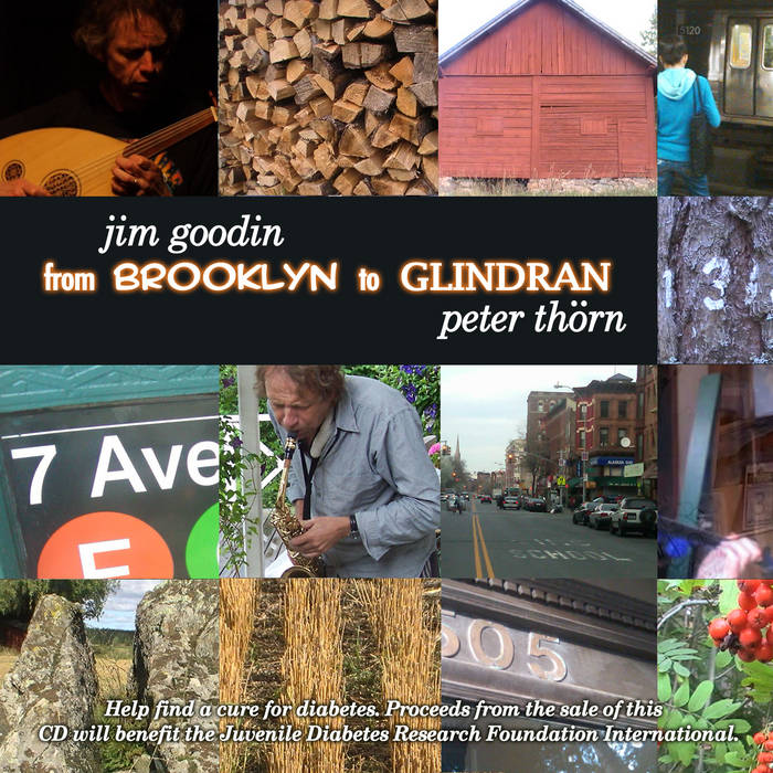 From Brooklyn To Glindran cover art